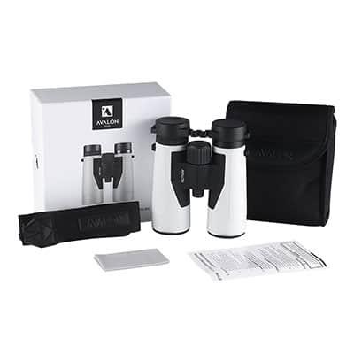 Avalon 10x42 PRO HD Binoculars Case